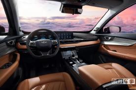 给出行升个舱,瑞虎8 PLUS预售13.19万元起丨北京车展