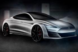 """全新特斯拉Model S曝光,或告别""""无脸""""设计"""