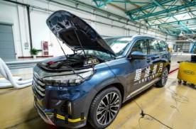 星途揽月车撞车测试高分通过,M3X火星架构2.0是最大功臣