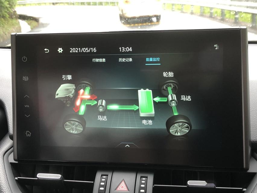 插电混动车可以买了 因为丰田出品 试驾威兰达高性能版