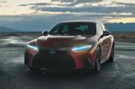 2021我最期待的车,聊聊雷克萨斯IS 500和大排量发动机