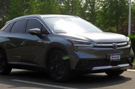分秒试驾:续航650km的国产电动SUV,广汽AION LX