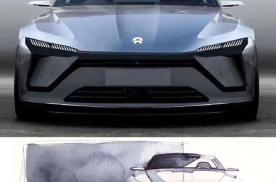 将搭L4级自动驾驶系统,旗下首款轿车,蔚来EE7或明年发布