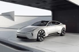 性冷淡风再次刷新世人认知 Polestar发布全新概念车