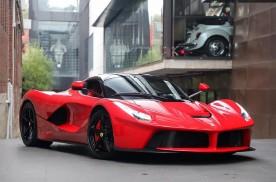澳洲在售最贵的二手车,2015年法拉利LaFerrari
