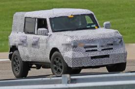 最新款福特Bronco最新预告图曝光 7月13日全球首发
