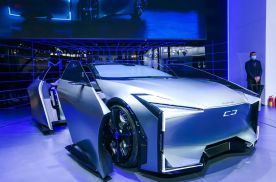 MILESTONE概念车全球首发 观致汽车携全新技术与产品亮