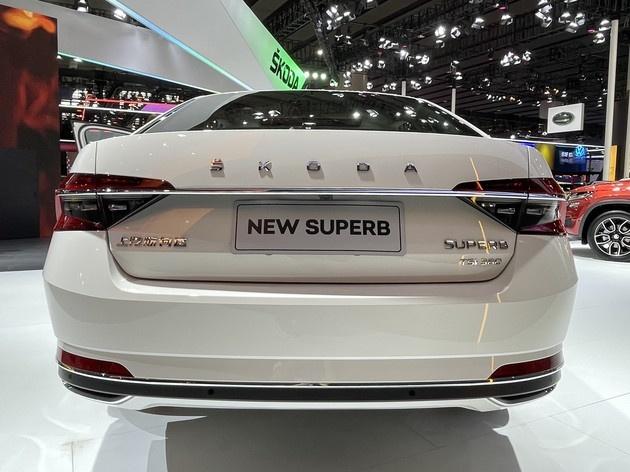 斯柯达2021款速派正式亮相,预售价15.99万元起
