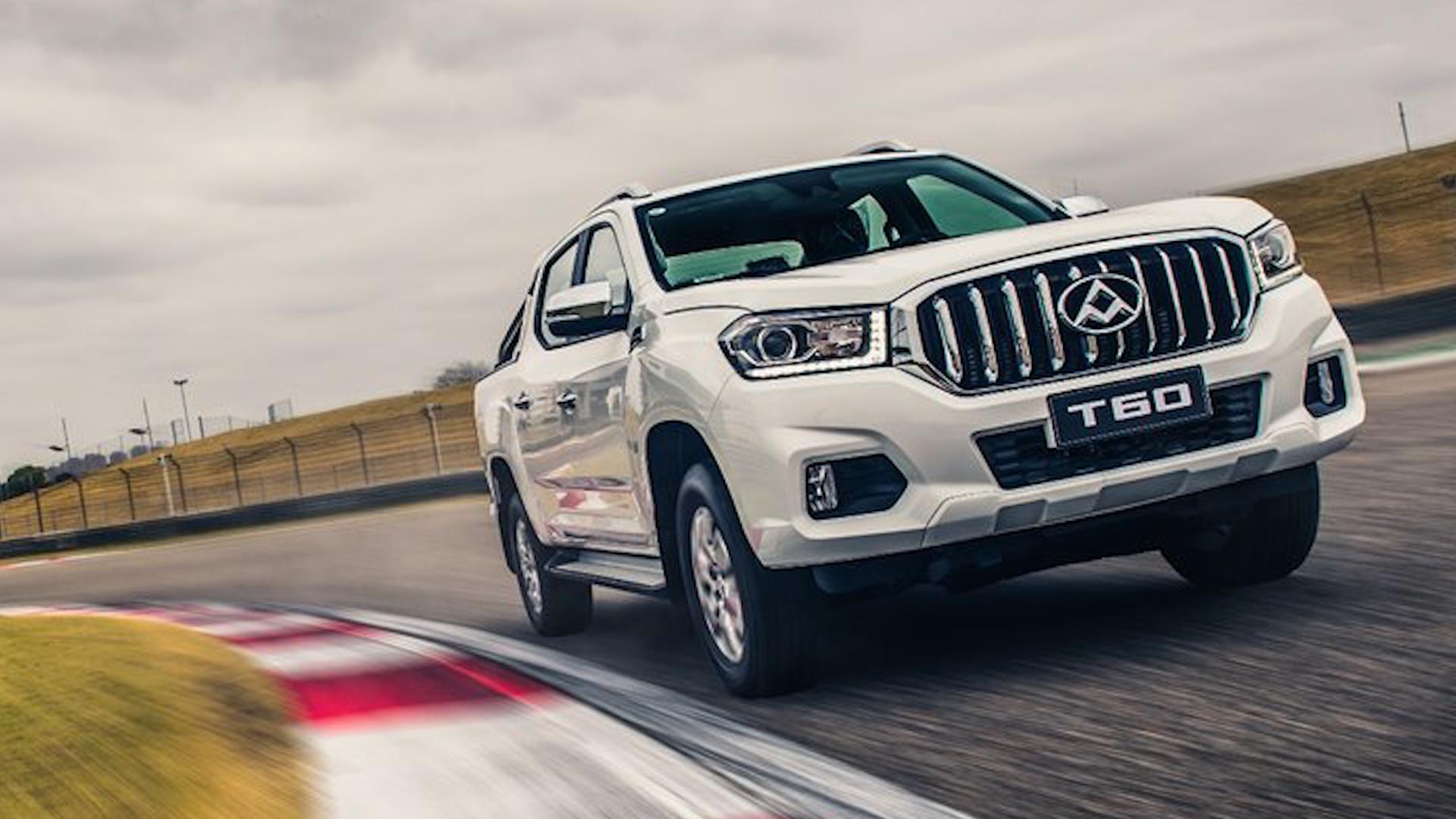 上汽MAXUS T60柴油国六版上市 9.98刷新最低起售价视频