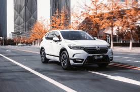 广汽本田紧凑级SUV皓影持续热销 如此强大的竞争力从何而来