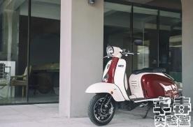 纯粹复古踏板车 RoyalAlloy TG300s