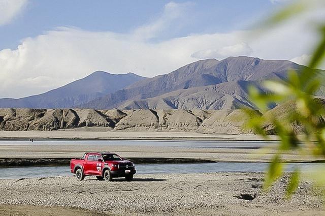这是长城汽车来自珠峰大本营的现场报道