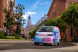 奇瑞QQ冰淇淋实车曝光,要抢五菱宏光MINI EV的市场了