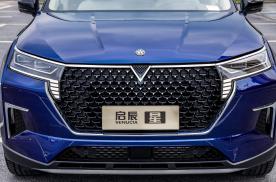 国产SUV又发飙,竟有女王副驾,1.5T48V微混成就启辰星
