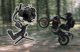 骑滑胎摩托车还能这么玩!