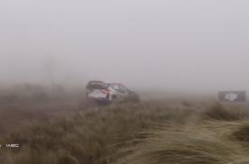 WRC 世界冠军奥特·特塔纳克精彩集锦