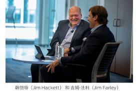吉姆∙法利将担任福特汽车公司总裁兼首席执行官