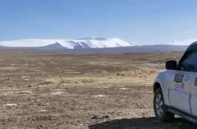 攀冰山战戈壁 用极限路况礼赞三菱车迷嘉年华
