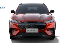 百公里加速3.9秒 福特电动车-Mustang Mach-E