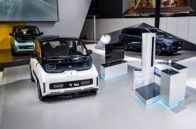"""聪明的""""购物车""""来袭,新宝骏小Biu智慧汽车正式发布"""