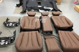 奔驰S320加装后排电动座椅,通风加热,座椅记忆,瞬间超越…