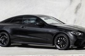 奔驰小改款E级Coupe正式亮相