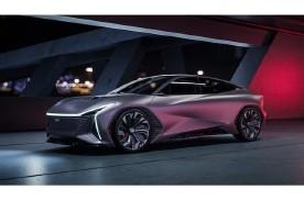 吉利发布全新概念车 颠覆设计+蝴蝶门 比凯迪拉克漂亮