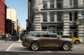凯迪拉克XT6产品系列再扩容 新增两款全新风尚型车型