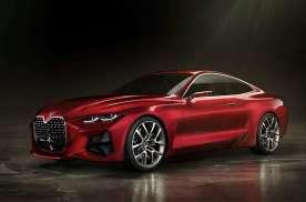演绎全新的轿跑风范——BMW 全新4系轿跑车