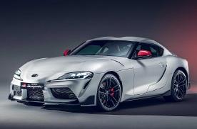 丰田全新Supra和GR品牌将于11月1日国内首发