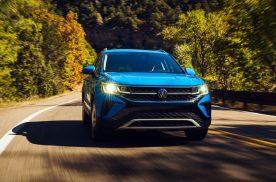 跨界SUV新热潮的产物?大众推出新款Taos