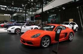 保时捷911 Targa 4S 携全家族车型亮相广州车展