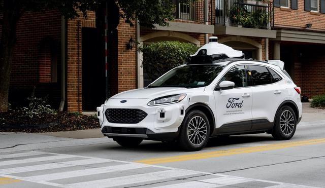 《【华宇注册首页】福特发布北美第四代自动驾驶测试车,为商业服务上线奠定基础》