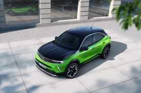 基于全新平台打造,欧宝Mokka纯电动汽更具竞争力