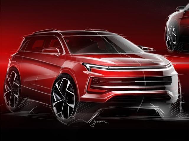 合资品质是亮点,江淮嘉悦X4或6月上市,竞争缤越/CS35 PLUS