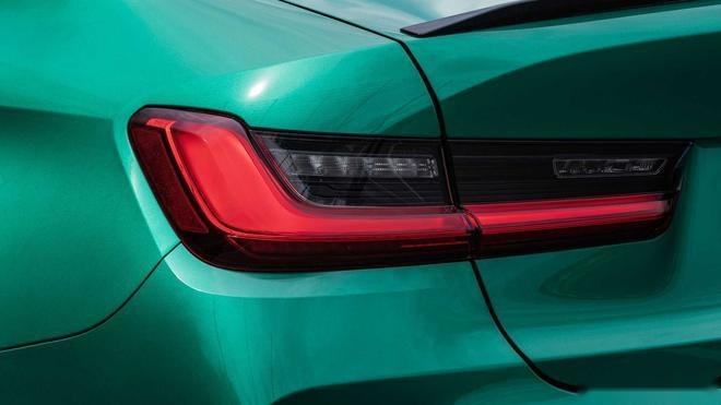 全新第6代宝马M3和M4正式发布 首推四驱版/约47.5万起售