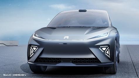 上海车展:R汽车ES33首发 搭载R-TECH高能智慧体技术