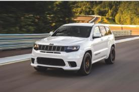 "Jeep又来了,看到这款车你就会知道什么叫""霸气""!"