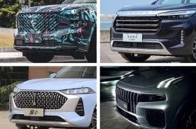 中国品牌新一波冲击!这4款旗舰SUV不容错过