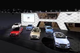 宾利两款重磅车亮相粤港澳车展,网友:买不起,看看也是一种享受
