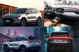BEIJING-X7全新中大型SUV预售,搭载人脸识别