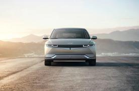 现代新能源品牌首款纯电车型,IONIQ5 将亮相上海车展