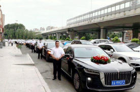 37.98万!红旗H9推公务版车型,价格配置真香!转民用必大卖?