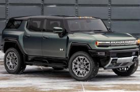 性能彪悍,悍马全新纯电SUV正式发布,最大功率可达842马力