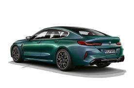 国内仅5台 全新宝马M8四门极光版轿跑上市 售价256.8万