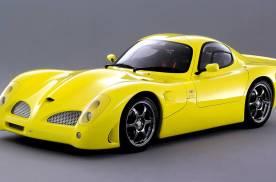 被遗忘的日本版TVR 2002款铃木隼Sport原型车