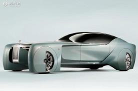 爆料:劳斯莱斯启动新车计划 首款纯电动车Silent Shadow开启