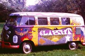 """也许这是全世界唯一能担任""""爱与和平""""使者的一款车"""