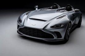 #超级跑车#阿斯顿·马丁全新V12 Speedster