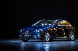 三种动力选择,新一代长轴距奔驰E级上市,售价43.08万起